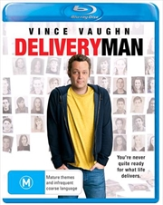 Delivery Man | Blu-ray