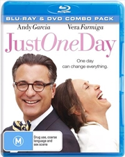 Just One Day | Blu-ray + DVD