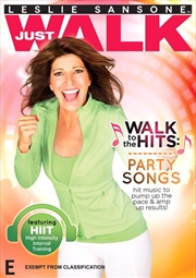 Leslie Sansone - Just Walk - Walk To The Hits Party Songs