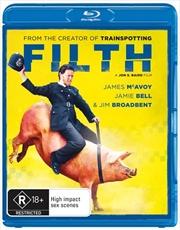 Filth | Blu-ray