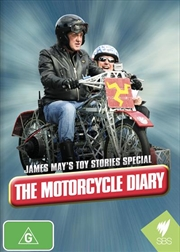 James May's Toy Stories - The Motorcycle Diary