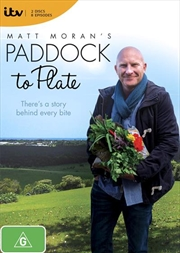 Paddock To Plate | DVD