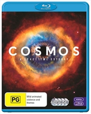 Cosmos - A Spacetime Odyssey | Blu-ray