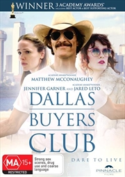 Dallas Buyers Club | DVD