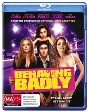 Behaving Badly | Blu-ray