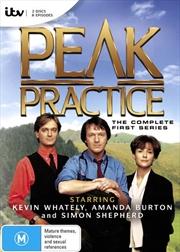 Peak Practice - Series 1