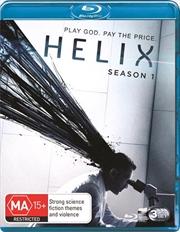 Helix - Season 1 | Blu-ray
