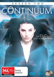 Continuum - Series 2 | DVD