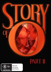 Story Of O - Part 2, The | DVD