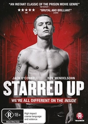 Starred Up | DVD