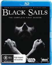 Black Sails - Season 1 | Blu-ray