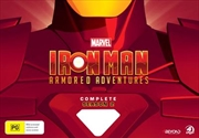 Iron Man Armored Adventures - Season 2 - Limited Edition | Collector's Gift Set | DVD