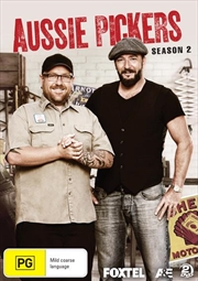 Aussie Pickers - Season 2 | DVD