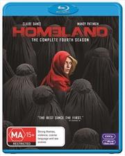 Homeland - Season 4 | Blu-ray