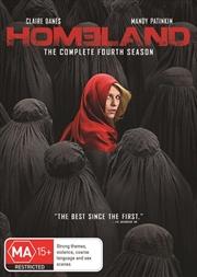 Homeland - Season 4 | DVD