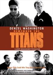 Remember The Titans | DVD