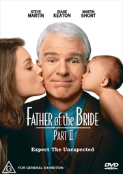 Father Of The Bride - Part 02 | DVD