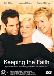 Keeping The Faith | DVD