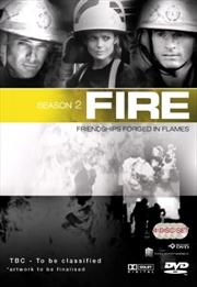 Fire - Season 2   DVD