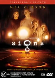 Signs | DVD