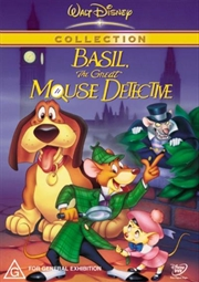Basil: The Great Mouse Detective