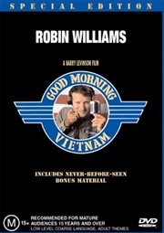 Good Morning Vietnam  - Special Edition | DVD
