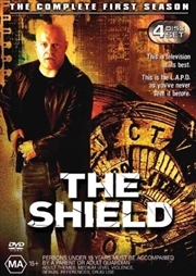 Shield, The - Season 01 | DVD