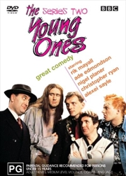 Young Ones, The - Series 02 (DVD)
