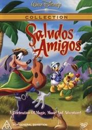 Saludos Amigos | DVD