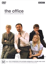 Office (UK) - Series 2, The