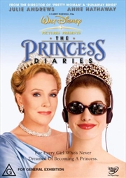 Princess Diaries, The | DVD
