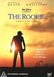 Rookie, The | DVD