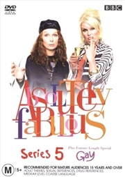 Absolutely Fabulous - Series 05 - Gay Xmas Special (DVD)