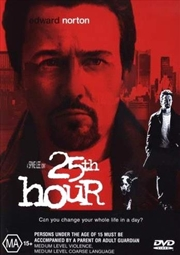 25th Hour | DVD