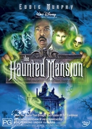 Haunted Mansion, The | DVD