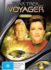 Star Trek Voyager - Season 03 | DVD