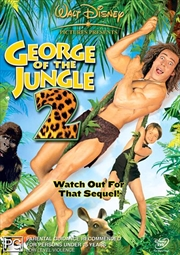 George Of The Jungle 02 | DVD