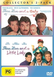Three Men And A Baby  / Three Men And A Little Lady | DVD