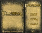 Lord Of The Rings - The Extended Trilogy Pack