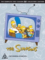 Simpsons, The - Season 1 | DVD