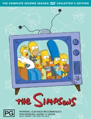 Simpsons, The - Season 2 | DVD