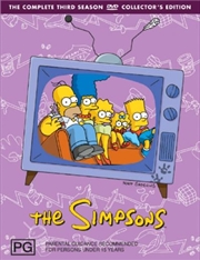 Simpsons, The - Season 3 | DVD