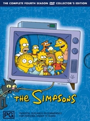 Simpsons, The - Season 4 | DVD