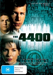 4400, The - Season 01 | DVD
