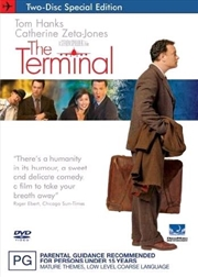Terminal, The | DVD