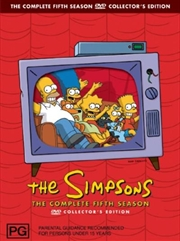 Simpsons, The - Season 5 | DVD
