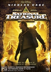 National Treasure | DVD