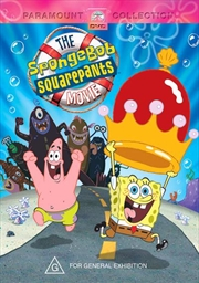Spongebob Squarepants - The Movie | DVD