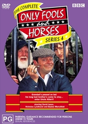 Only Fools And Horses - Series 04 | DVD