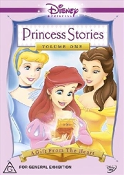 Princess Stories Vol 1: A Gift From The Heart